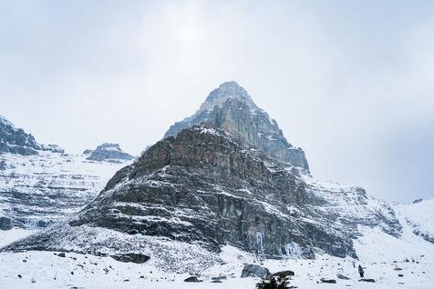 Sentinel Pass Winter