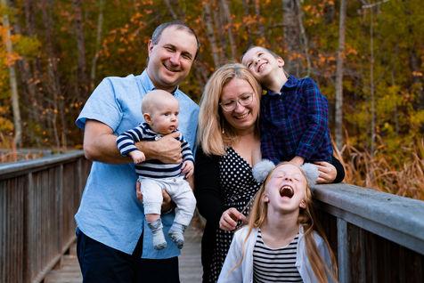 The happy Five