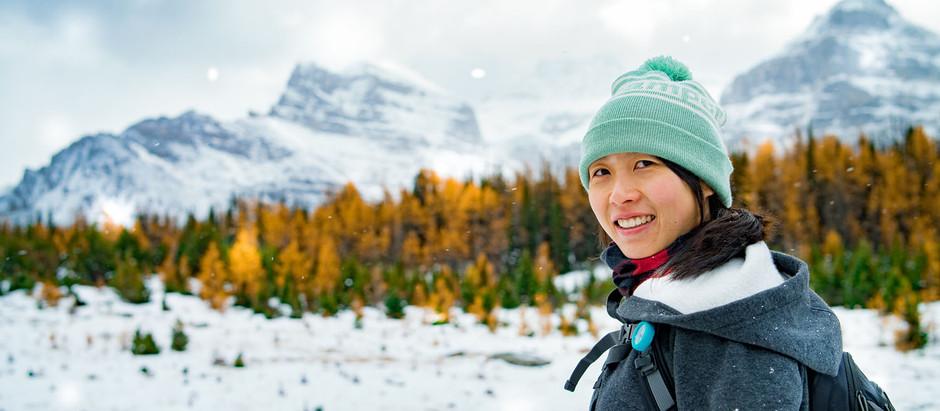 Larch Valley - Banff National Park