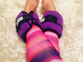 Boost Your Metabolism with Ankle Weights
