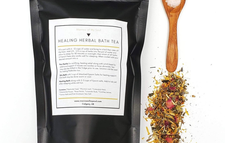 Marrow of My Soul - Healing Herbal Bath Tea