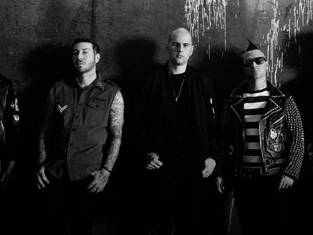 Album i sikte for Avenged Sevenfold