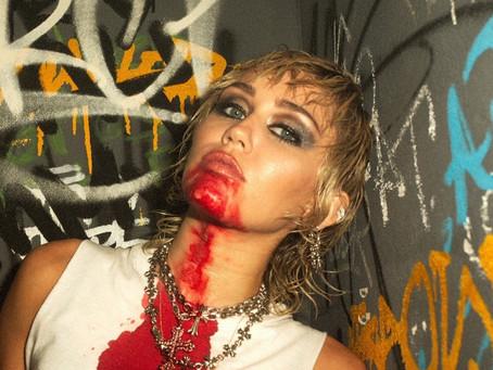 Miley + Elton = Metallica?
