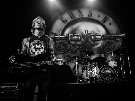 Guns N' Roses med tidlig julegave til fansen