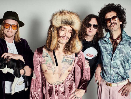 Ny video fra The Darkness