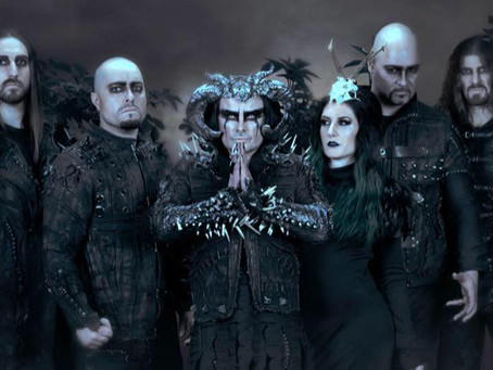 Cradle Of Filth med album på vei