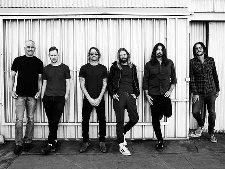 Ny singel fra Foo Fighters