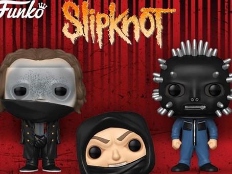 Nå kan du få Slipknot i julestrømpa