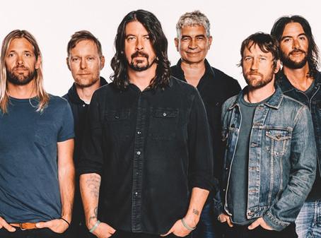 Ut på gulvet med Foo Fighters!