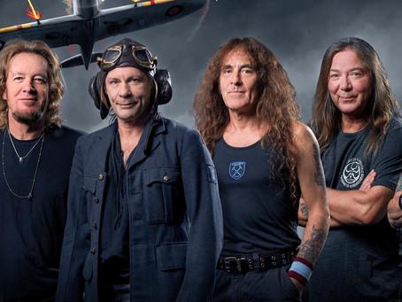 Iron Maiden med ny singel