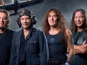 Iron Maiden med ny video