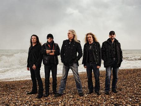 Saxon hyller Deep Purple