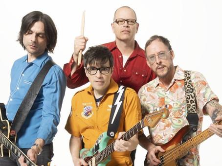 Van Weezer nærmer seg