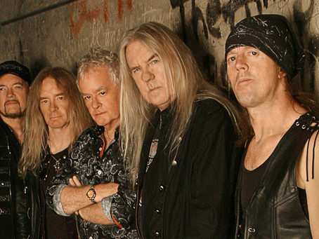 Saxon med nytt album i 2022
