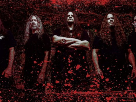 Visuell brutalitet fra Cannibal Corpse