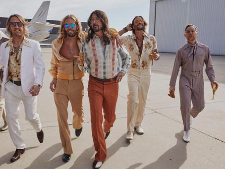 Foo Fighters går disco