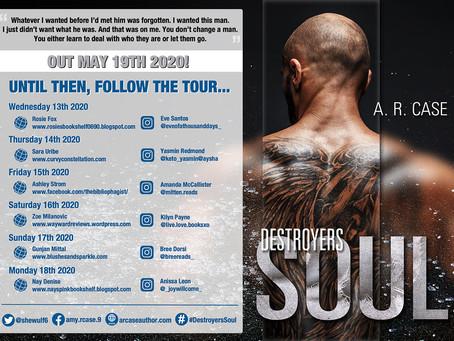 Blog tour announcement