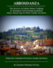 Abbondanza Cookbook Cover