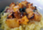 Autumn Risotto with Roasted Butternut Sq