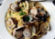 Linguini with White Clam Sauce - 2nd Ver