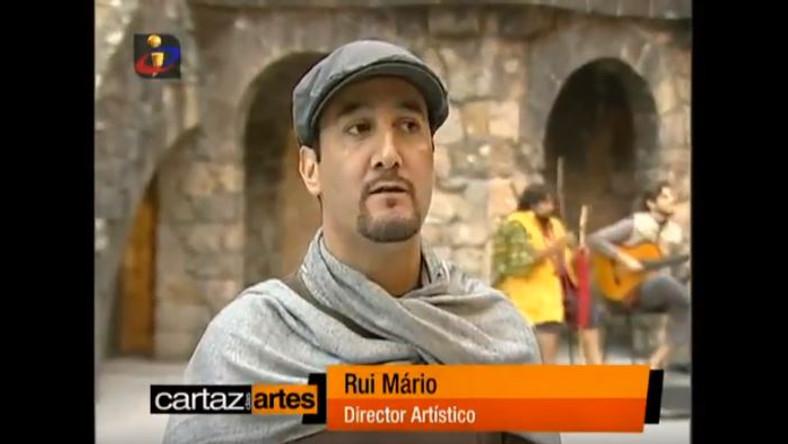 Cartaz das Artes tvi