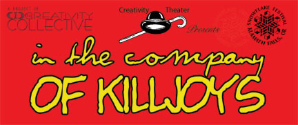 Creativity theater killjoys_logo