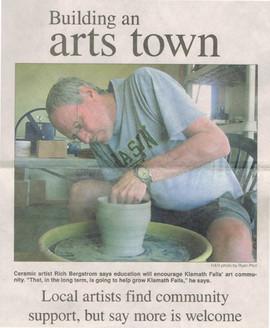 Local Artist Support