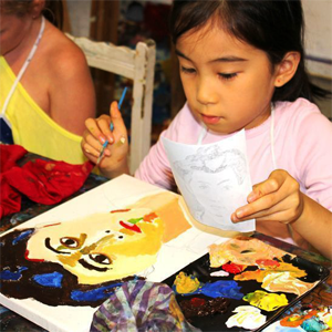 Creative Kids 7 to 9 years old -