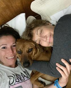 Me, my mom & Dallas