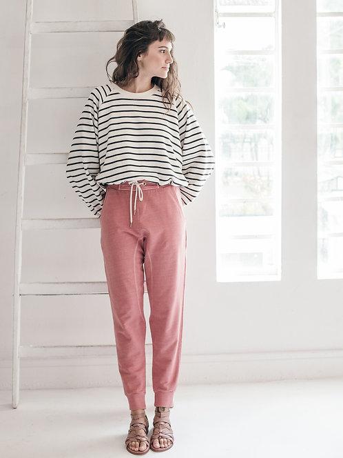 calça PALERMO estonada rosa