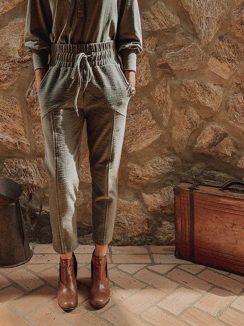 calça BEJA cidreira