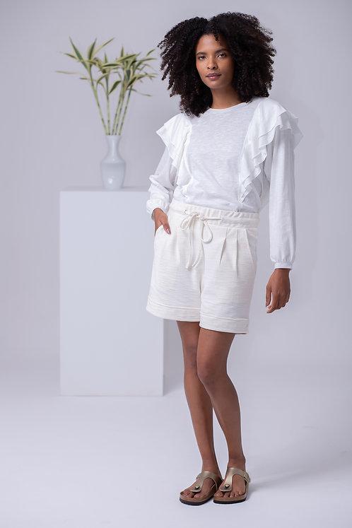blusa PARIS off white