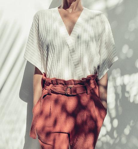 blusa SALTA natural