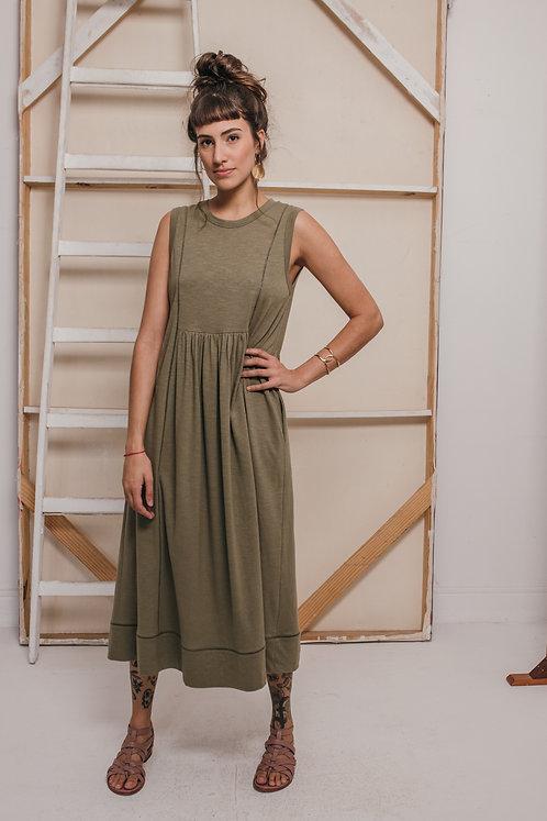 vestido AMALFI cidreira