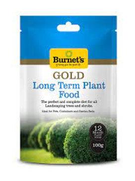Gold Long Term Food 100g
