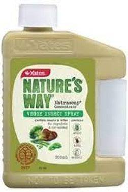 Natra Soap Vegie Concentrate 200ml