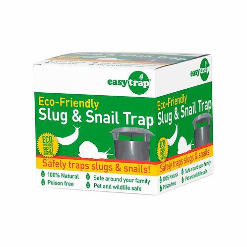 Easy Trap Slug and Snail Trap