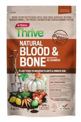 Blood/ Bone and Seaweed Natural