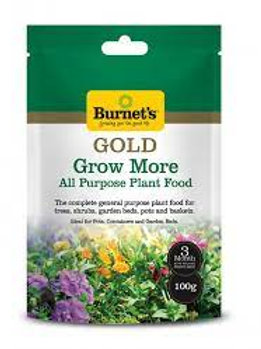 Gold All Purpose Food 100g