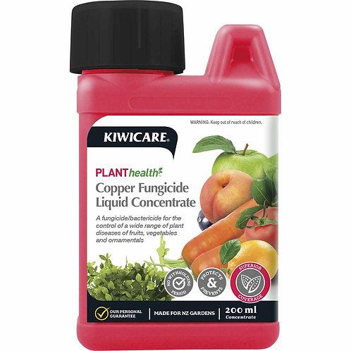 Copper Fungicide Liquid Concentrate 200ml
