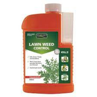Lawn Weed Control McGregors