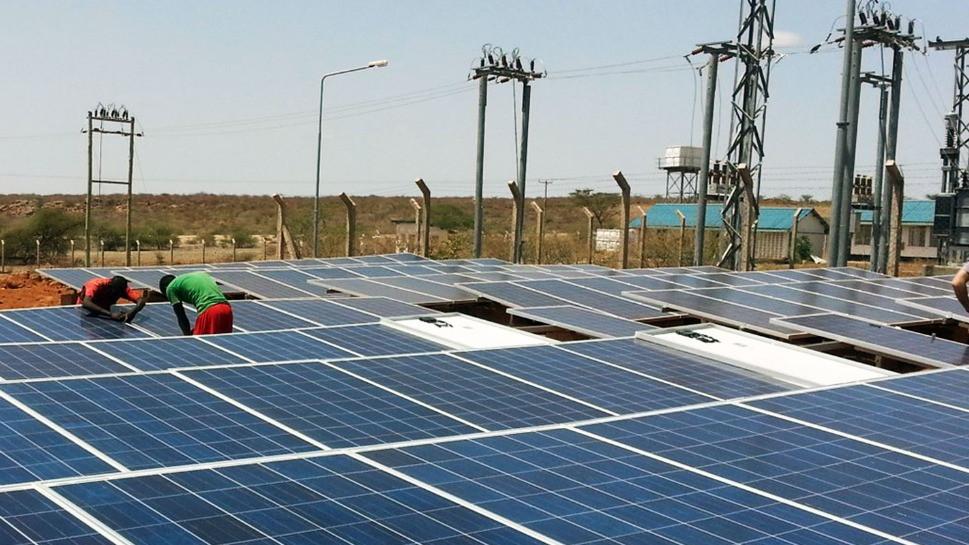 Clean Power System Installation, Laisamis Kenya