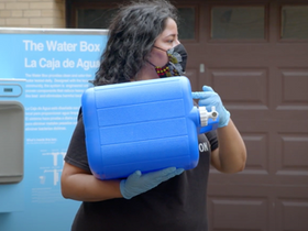 The Water Box response to Covid-19