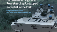 Renewable Energy for UN Peacekeeping in DRC