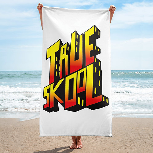 True Skool Towel