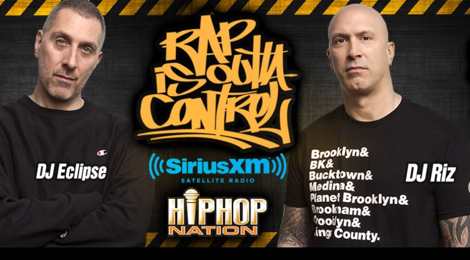 Rap is Outta Control