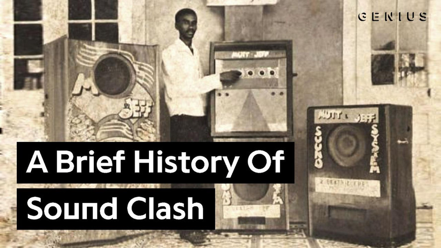 A Brief History of Sound Clash