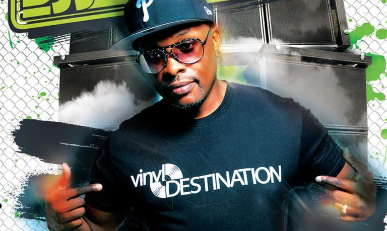 DJ Jazzy Jeff's Vinyl Destination