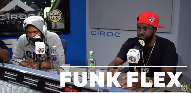 Funk Flex Freestyle