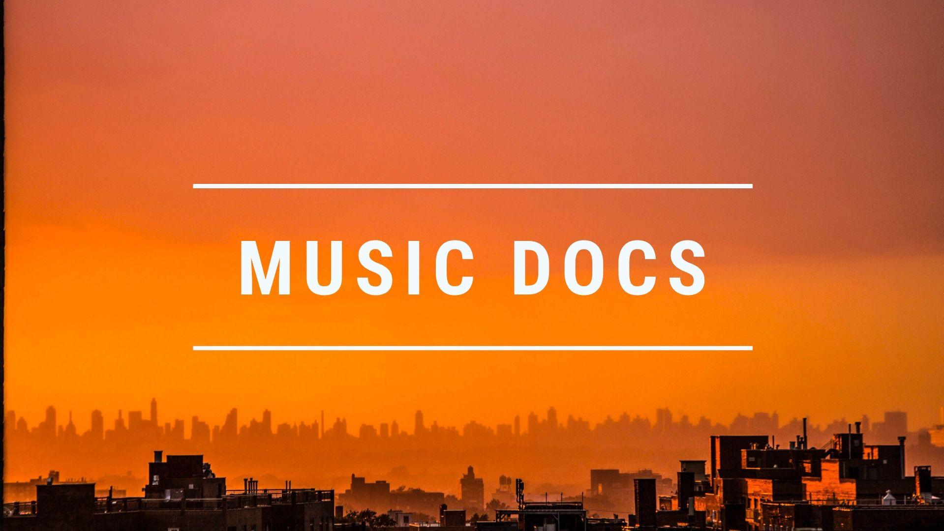 Music Docs